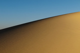 Sunrise Sheds Light On Sand Dunes Near Gebel Makhroon Photographic Print by Matt Moyer