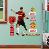 Manchester United Robin van Persie 2012-13 Jr. Wall Decal Sticker Wall Decal