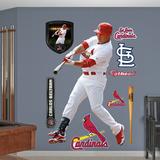 St. Louis Cardinals Carlos Beltran 2012 Wall Decal Sticker Wall Decal