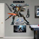 Knight Halo 4 Wall Decal Sticker Wall Decal