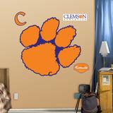 NCAA Clemson Tigers University Logo Wall Decal Sticker Adhésif mural