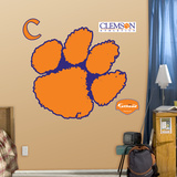 NCAA Clemson Tigers University Logo Wall Decal Sticker Wallstickers