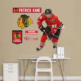 Chicago Blackhawks Patrick Kane - Fathead Jr. Wall Decal Sticker Wallstickers