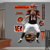 NFL Cincinnati Bengals Andy Dalton - Home Wall Decal Sticker Wall Decal
