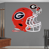 Georgia Bulldogs 2012 Helmet Wall Decal Sticker Wall Decal
