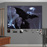 DC Comics Batman Arkham City Soar Mural Decal Sticker Wall Decal