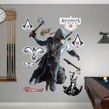 Conno che salta: Assassin's Creed III (sticker murale) Decalcomania da muro