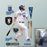 Kansas City Royals Eric Hosmer Wall Decal Sticker Wall Decal