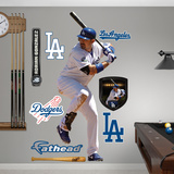 Los Angeles Dodgers Adrian Gonzalez 2012 Wall Decal Sticker Wall Decal