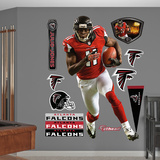 NFL Atlanta Falcons Julio Jones - Home Wall Decal Sticker Wall Decal
