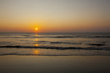 Sunrise At the Beach in Corolla, North Carolina Photographic Print by John Burcham