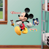 Mickey Mouse Jr Wall Decal Sticker Autocollant mural
