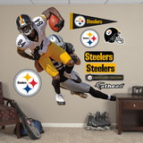 NFL Pittsburgh Steelers Antonio Brown Takes It On Wall Decal Sticker Vinilo decorativo
