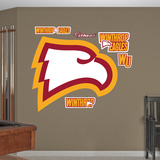 NCAA Winthrop Eagles Logo Wall Decal Sticker Wall Decal