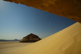 Gebel Makhroon, a Mountain in the Sinai Desert Photographic Print by Matt Moyer