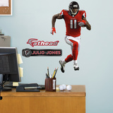 Atlanta Falcons Julio Jones - Fathead Jr Wall Decal Sticker Wall Decal