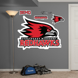 NCAA Southeast Missouri Redhawks Logo Wall Decal Sticker Wall Decal