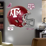 Texas A&M Aggies 2012 Helmet Wall Decal Sticker Wallstickers