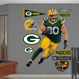 NFL Green Bay Packers John Kuhn - Home Wall Decal Sticker Wall Decal