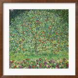 Apple Tree, 1912 Framed Giclee Print by Gustav Klimt