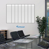 Sales Goal Tracking Whiteboard Wall Decal Sticker Wall Decal