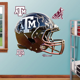 Texas A&M Aggies State Helmet Wall Decal Sticker Wallstickers