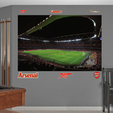 Arsenal 2012 Stadium Mural Decal Sticker Wall Mural