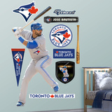 Toronto Blue Jays Jose Bautista 2012 Wall Decal Sticker Wall Decal