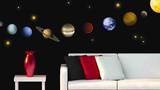 Planets Wall Decal Sticker Wall Decal