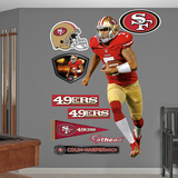 NFL San Francisco 49ers Colin Kaepernick Wall Decal Sticker Wall Decal