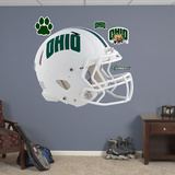 Ohio Bobcats Helmet Wall Decal Sticker Wall Decal