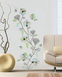 Pattern Flower Wall Decal Sticker Wall Decal