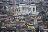 Rome Cityscape From the Top of Saint Peter's Basilica Photographic Print by Matt Propert