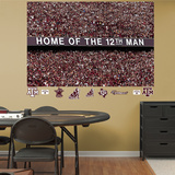 Texas A&M Aggies - 12th Man Mural Decal Sticker Wall Decal