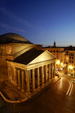 The Pantheon, Rome, Taken From the Albergo Del Senato Next to the Pantheon Photographic Print by David Yoder