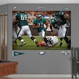 Philadelphia Eagles LeSean McCoy 2012 Mural Decal Sticker Wall Decal