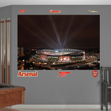Arsenal Night Sky Stadium Mural Decal Sticker Wall Mural