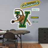 NCAA Vermont Logo Wall Decal Sticker Wall Decal