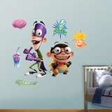 Fanboy and Chum Chum Wall Decal Sticker Wall Decal