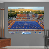 Boise State 2012 Stadium Mural Decal Sticker Wall Decal