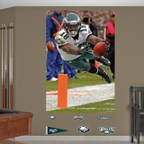 NFL Philadelphia Eagles Jeremy Maclin Touchdown Dive - In Your Face Mural Decal Sticker Wall Decal