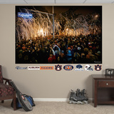 NCAA Auburn Tigers Toomer's Corner Mural Decal Sticker Wallstickers