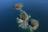 Islands of Las Guaitecas National Reserve Photographic Print by Maria Stenzel