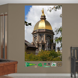 Notre Dame Golden Dome Mural Decal Sticker Wallstickers