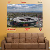Arsenal Aerial Stadium Mural Decal Sticker Wall Decal