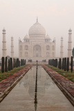 Sunrise At the Taj Mahal Photographic Print by Kent Kobersteen