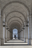 An Arched Corridor At Union Station Reproduction photographique par Greg Dale