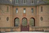 The Capitol Building At Colonial Williamsburg Reproduction photographique par Greg Dale