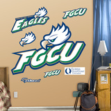 NCAA Florida Gulf Coast Logo Wall Decal Sticker Wall Decal