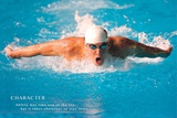 Michael Phelps Motivational Poster Prints